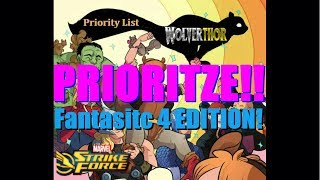 Download Prioritize with Fantastic 4 introduced and the Keyser soze of MSF Video
