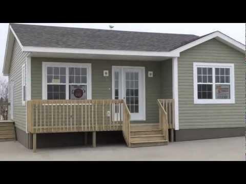 Building Dream Cottage, Miramichi NB