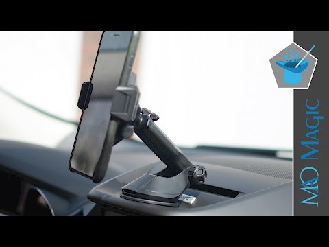 Spigen Kuel OneTap Car Mount for Smartphones - How Does it HOLD Up?