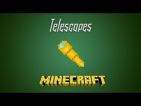 Minecraft - Telescopes