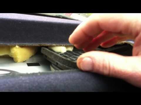 Mercedes Benz W202 C-class easy rear speaker and door speaker replacement