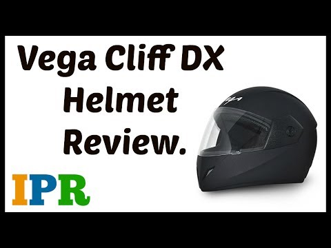 Vega Cliff DX Helmet Review | Indian Product Reviewer