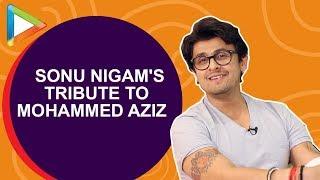 """Sonu Nigam: """"Main Hairan Hoon, Mohammed Aziz Saab jaise bade singer ko nazarandaaz kar sakte hai"""""""