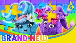 SUNNY BUNNIES - The Last Puzzle   BRAND NEW EPISODE   Season 6   Cartoons for Children