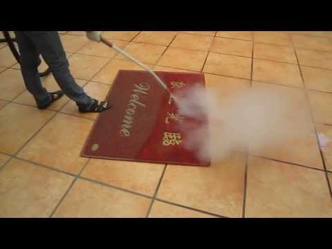 Carpet Steam Cleaning, Disinfeciton and Bad Smell Killing