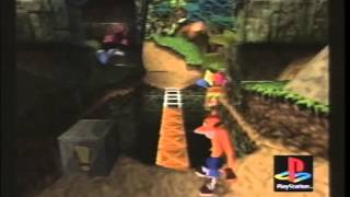 Crash Bandicoot Trailer 1996