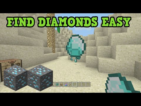 Minecraft Wii U How To Find Diamonds - Top 5 Easy Ways