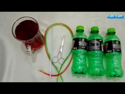 How to Make Water Fountain Machine At home - non stop