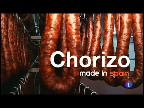 135-Fabricando Made in Spain - Chorizo