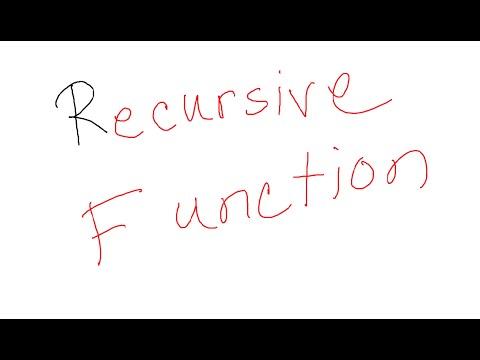 রিকার্সিভ ফাংশন, স্বপ্ন এবং ইনসেপশন মুভি - Recursive function, dream & Inception movie