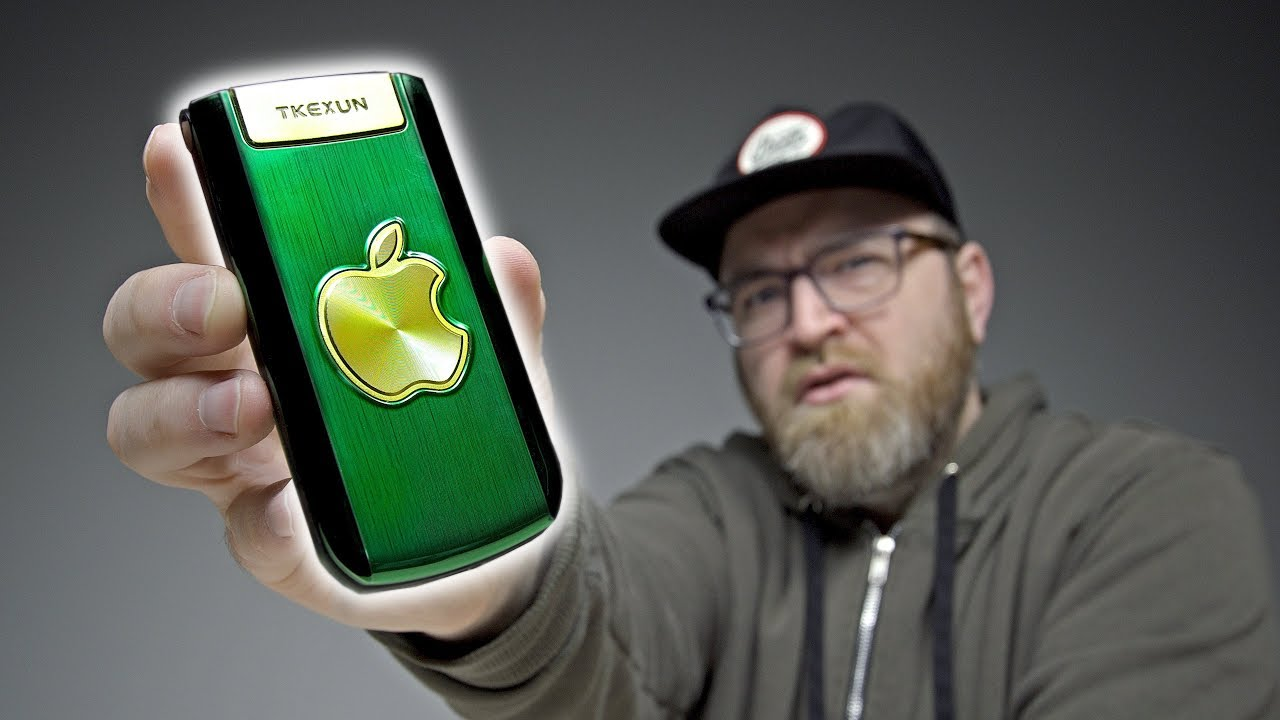 The Weirdest Phones In The World...
