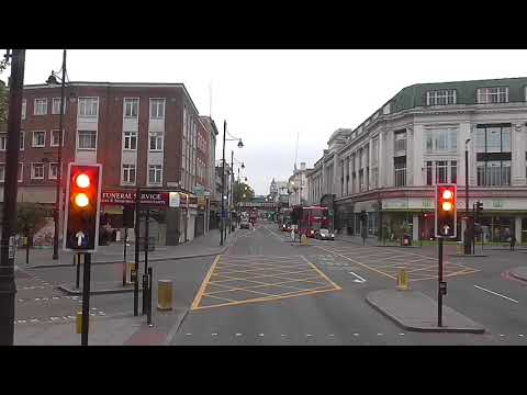 Full Route Visual | Route N3: Oxford Circus - Bromley North | LT681