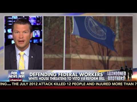 Fox & Friends | WH Will Threatens to Veto VA Accountability Act