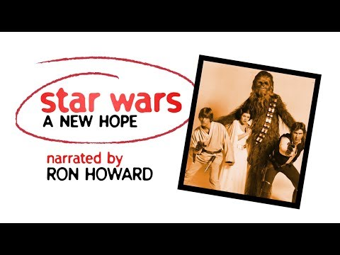 Arrested Development: Star Wars with Ron Howard!   The Star Wars Show