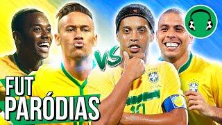 ♫ QUAL O MAIOR DIBRADOR DO BRASIL? | Paródia Combatchy - Anitta, Lexa, Luisa Sonza e MC Rebecca