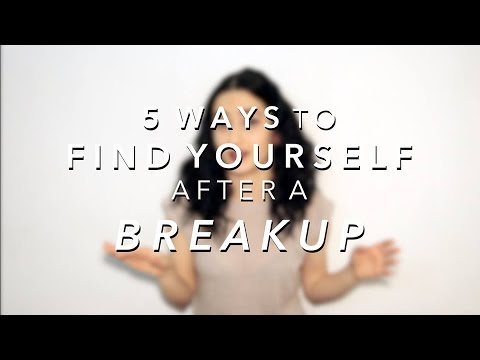 5 Ways To Find Yourself After A Breakup