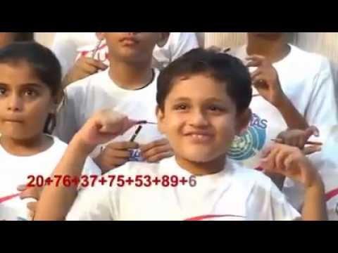 Copiii care aduna si inmultesc in India