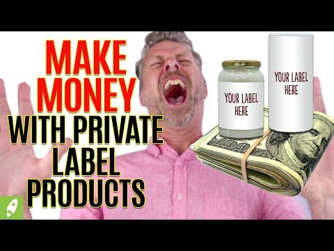 HOW TO MAKE MONEY ON AMAZON WITH 2 PRIVATE LABEL PRODUCTS