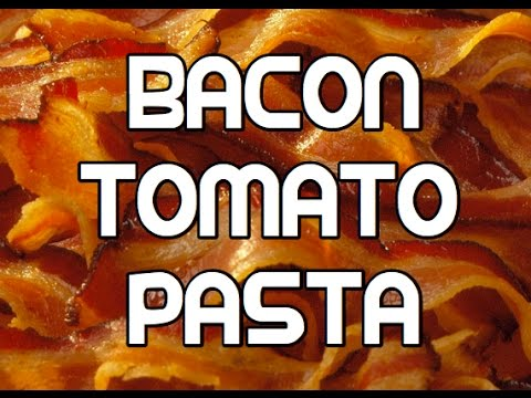Bacon & Tomato Pasta Recipe