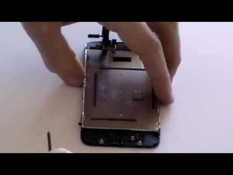 iPhone 3GS Take Apart + Glass Touch Screen Digitizer Repair