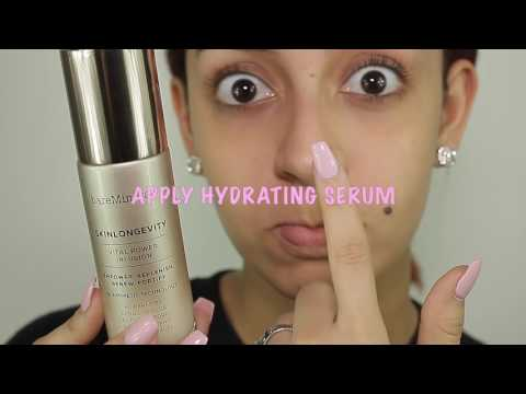 HOW TO GET RID OF DRY PATCHES ON NOSE BY CRYSTALAQUINO