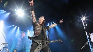 Metallica: Whiplash (Newton, IA - June 9, 2017)