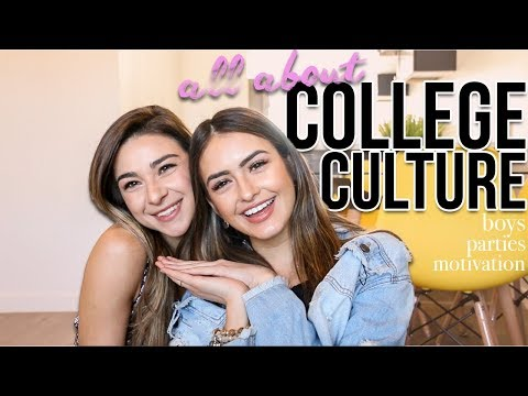 ALL ABOUT COLLEGE CULTURE: Staying Motivated, parties, College boys/relationships, and friends