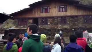 Earthquake in Kalinchowk Kuri