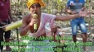 Bijoy Krishna Das baul.