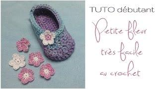 Full Hd Fleur Très Facile Au Crochet Direct Download And