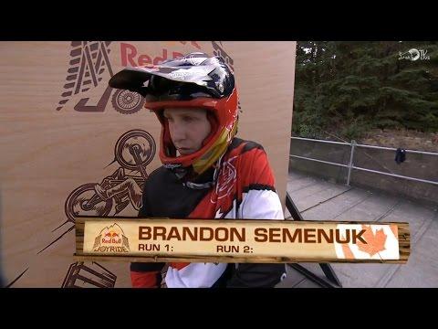Brandon Semenuk Red Bull Joyride 2014 - HD