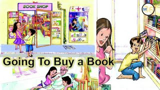 Going To Buy a Book - Class 4 | NCERT | Book Reading | Primary Smart Class