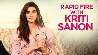 General Knowledge Quiz with Kriti Sanon | Kriti Sanon Interview | Filmfare Exclusive