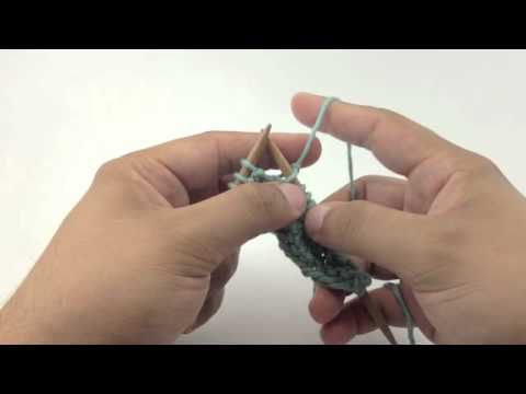How to Tension Your Yarn when Knitting
