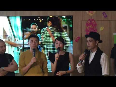 270215 Singapore Starhub Eye in the sky  《天眼》  Promotion - Tavia Yeung