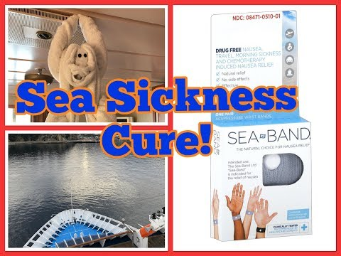 Motion Sickness Cure l Carnival Cruise Vlog l Ep. 17