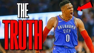 The SCARY Truth About Russell Westbrook