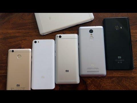 5 điện thoại Xiaomi đáng mua nhất hiện nay, rẻ nhất, mạnh nhất đều đủ