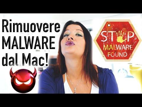 Come scovare e rimuovere i Malware dal vostro Mac!