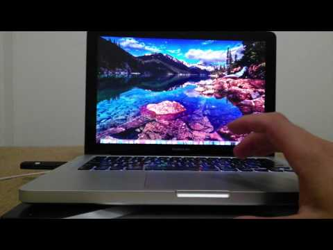 Mac OS X El Capitan Clean Install