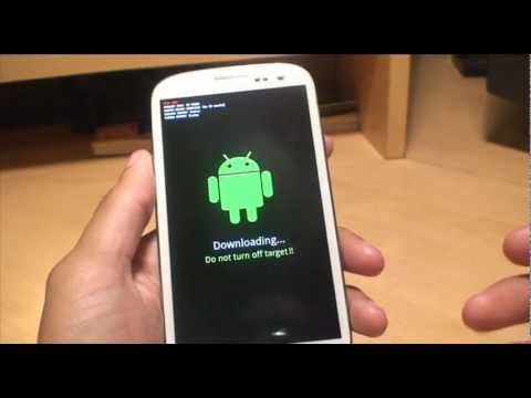 Official Android 4.1 Jelly Bean Install / Update / Upgrade for Samsung Galaxy S3 SIII GT-i9300