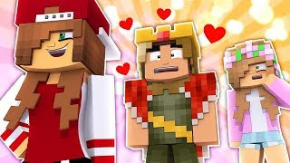 RAVENS MOM IS IN LOVE WITH KING TOM! Minecraft Little Kelly