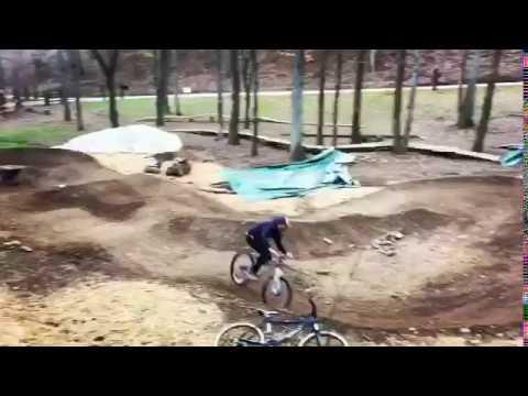 Pump Track - Mulberry Gap