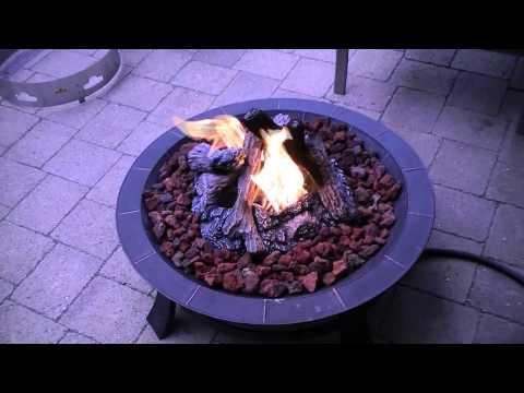Outdoor Gas Firebowl