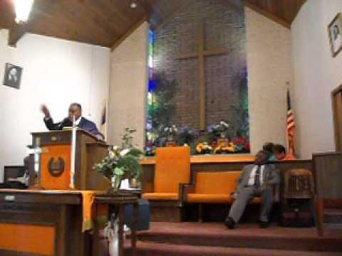Church preaching