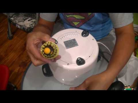 Teaching my son How to Fix a Rice Cooker