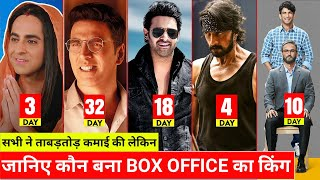 Pailwaan, Dream Girl, Chhichhore, Section 375,Mission Mangal, Saaho, Total Box Office Collection