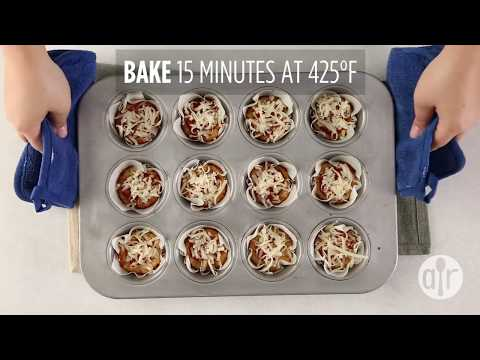 How to Make Cauliflower Pizza Bites | Snack Recipes | Allrecipes.com
