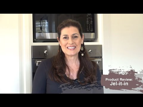 Video Blog -  Product Review - Jel-It-In