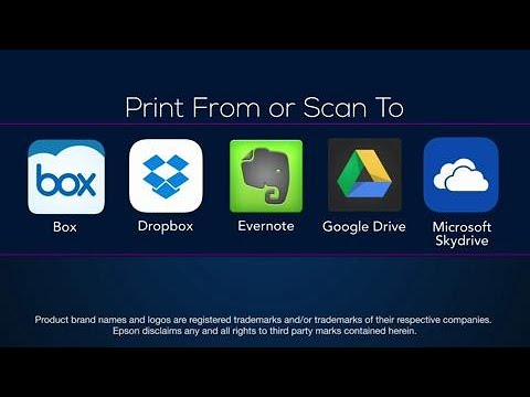 Epson iPrint App | Print and Scan While On The Go